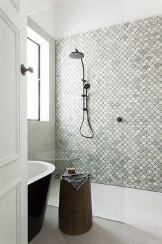 Beautiful Bathroom Makeover | Marble Fan Tiles | Petrina Turner Design.jpg