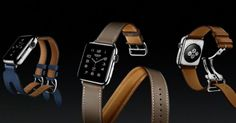 New Apple Watch bands expand the options for Apple`s only wearable - http://authoritywearables.com/new-apple-watch-bands-expand-the-options-for-apples-only-wearable