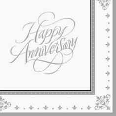 Stafford Silver Happy Anniversary 3-Ply Lunch Napkins 36 Per Pack by Creative Converting. $7.49. Manufactured to the Highest Quality Available.; Design is stylish and innovative. Satisfaction Ensured.. Creative Converting is a leading manufacturer and distributor of disposable tableware including high-fashion paper napkins plates cups and tablecovers in a variety of solid colors and designs appropriate for virtually any event