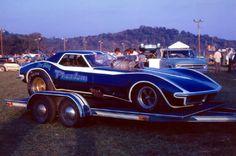 70s Funny Cars - Phantom Corvette