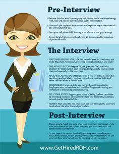 Dental Hygiene Job Interview Basics