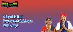 Vijayalakshmi Navaneethakrishnan Folk Songs Collection Download