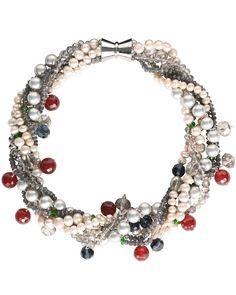 Litalu - Scarlet Halskette