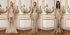 GIVENCHY 2010 FALL COUTURE FAVORITES FROM PARIS