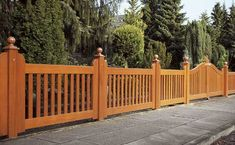 Exclisive hardwood gardenfence - produced in germany with 25 years quarantee Picket Fence Garden, White Picket Fence, Garden Fencing, Garden In The Woods, Fence Panels, White Wood, In The Heights, Hardwood, Germany