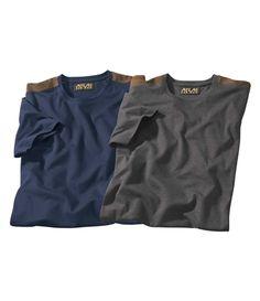 Lot De 2 Tee Shirts Loch Tay : http://www.atlasformen.fr/products/tous-les-lots-a-partir-de-990/lot-de-2-tee-shirts-loch-tay/16292.aspx