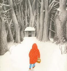 "Anthony Browne, ""Into the Forest"""