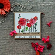 Love these Rananculous by Stampendous