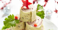 These Easy Herb Pinwheel Wraps Are One Of My Go-To Holiday Recipes!