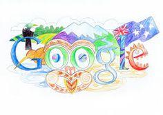 Image result for Doodle 4 Google New Zealand
