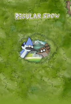 Historias corrientes (Regular Show) (Serie de TV)