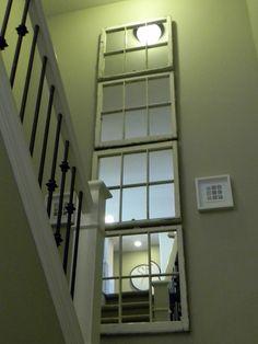10 formas de que tus espejos de gran formato sean los protagonistas en la decoración de tu casa.
