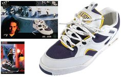my Axion shoes i had back in the days.