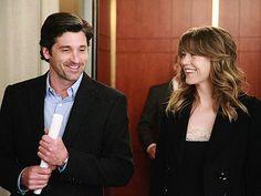 Meredith & Derek wedding