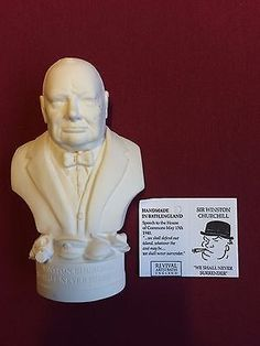 #Winston #churchill #plaster bust,  View more on the LINK: 	http://www.zeppy.io/product/gb/2/262370766360/