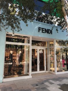 Explore the world of Fendi. Discover the best Fendi collections for women, men and kids: fashion show looks, bags, accessories, jewellery and much more. Miami City, Luxury Store, Room Pictures, Aesthetic Collage, Kids Store, Furla, Aesthetic Pictures, Luxury Branding, Outdoor Gardens