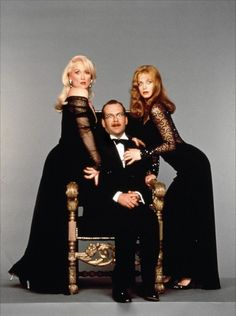 """Death Becomes Her"", (1992) starring Meryl Streep, Goldie Hawn and Bruce Willis"