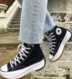 Mode Converse, Converse Style, Converse Shoes, Sneakers Fashion, Fashion Shoes, Tenis Vans, Vetement Fashion, Aesthetic Shoes, Fresh Shoes