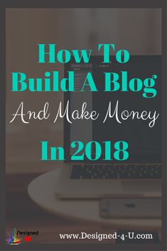 If you've been looking into Internet Marketing or making money online for any amount of time. Earn Money Online, Make Money Blogging, Make Money From Home, How To Make Money, Blogging Ideas, Build A Blog, Create Website, Creating A Blog, Blogging For Beginners
