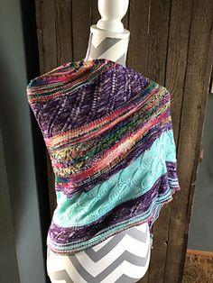 All Things Wild & Free shawln by Samantha Hardman