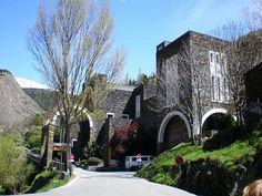 MERITXELL Sanctuary, Andorra by Ricardo Bofill – Architecture Lab