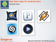Use your android phone as a music machine with these great apps