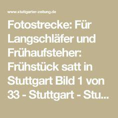 Fotostrecke: Für Langschläfer und Frühaufsteher: Frühstück satt in Stuttgart Bild 1 von 33 - Stuttgart - Stuttgarter Zeitung