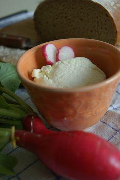 Frischkäse selbermachen - Milch, Sahne, Zitronensaft