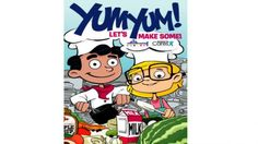 Here's A Fun, FREE Healthy Cookbook For The Kids From  Yum, Yum, Let's Make Some!