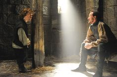 Tyrion Lannister & Bronn - Game of Thrones