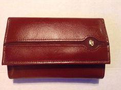 NWOT Vintage Amity Signature Series  Ladies Genuine Cowhide Wallet #Amity #Clutch