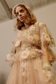 DIOR COUTURE SS17 by Lucie Rox