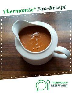 Variation von Bratensoße von MollyMona2. Ein Thermomix ® Rezept aus der Kategorie Saucen/Dips/Brotaufstriche auf www.rezeptwelt.de, der Thermomix ® Community.