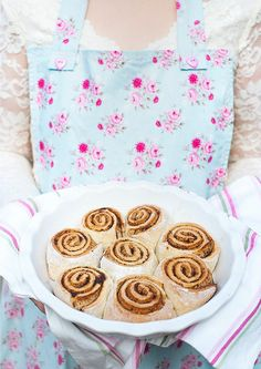 Cinnamon buns are perfect for spring Luscious: Online Magazine for Foodies