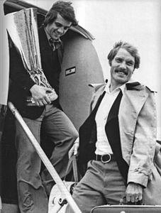 Juventus, Coppa UEFA 1977, Boninsegna e Benetti.jpg