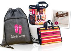 Summer FUN here we come!! www.Mythirtyone.com/AnnieLevitt