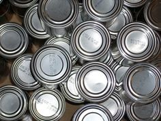 Canned foods can last for decades as your emergency food, but know when they aren't safe to eat. Read this prepper's guide to canned food shelf life now. Emergency Food, Survival Food, Survival Prepping, Emergency Preparedness, Prepper Food, Survival Skills, Emergency Kits, Survival Stuff, Emergency Planning
