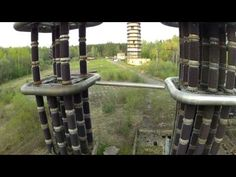 THE SOVIET LIGHTNING MACHINE ABANDONED IN A RUSSIAN FOREST