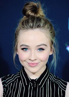 Sabrina Carpenter love her!!! #Look@ThosesEyes