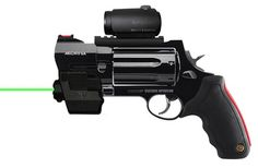 Taurus Tactical Operator Nothing in close quarters is going to stand after getting shot by this. Survival Weapons, Weapons Guns, Guns And Ammo, Tactical Revolver, Taurus Judge, Special Forces Gear, Tactical Operator, Mountain Gear, Home Defense