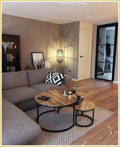 ✔️ 98 Small Living Room Decorating Ideas Enlarge Your Room With Decoratio ., ✔️ 98 Small Living Room Decorating Ideas Enlarge your room with decorating techniques fo . Small Apartment Living, Small Living Rooms, Home And Living, Living Room Designs, Living Room Decor, Modern Living, Modern Room, Small Bedrooms, Decor Room