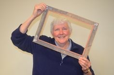 Cllr Sue Oliver from Bedfordshire Council gets in the frame Mirror, Frame, Home Decor, Picture Frame, Decoration Home, Room Decor, Frames, Mirrors, Interior Design