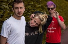 i need to know that when i fail you'll still be here ✧ tyler joseph (with wife jenna) and josh dun of twenty one pilots