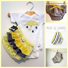 Cute baby closes from EtsyKids Rae Gun shop baby fashion