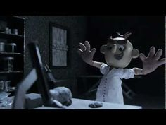 An award-winning claymation student short - that took a painstaking 6 months to make