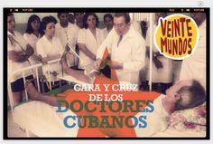 Informacion sobre los doctores cubanos despues de la revolucion del 1959.