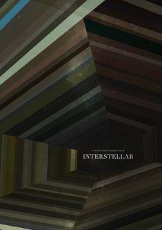 Interstellar Minimal Movie Poster on Behance Best Movie Posters, Minimal Movie Posters, Movie Poster Art, Film Posters, Christopher Nolan, Interstellar Film, Nolan Film, Art Of Noise, I Love Cinema