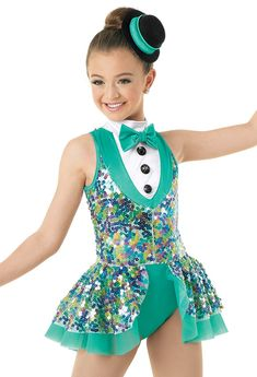 Dance studio owners & teachers shop beautiful, high-quality dancewear, competition & recital-ready dance costumes for class and stage performances. Dance Costumes Kids, Tap Costumes, Ballet Costumes, Dance Outfits, Dance Dresses, Kids Outfits, Mädchen In Bikinis, Pullover Shirt, Little Girl Models