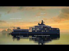Motor Yachts, Under Construction, Deck, Explore, Youtube, Travel, Life, Design, Viajes