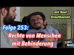 Raul Krauthausen über Rechte von Menschen mit Behinderung - Jung & Naiv: Folge 253